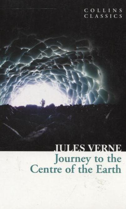 Journey to the Centre of the Eath
