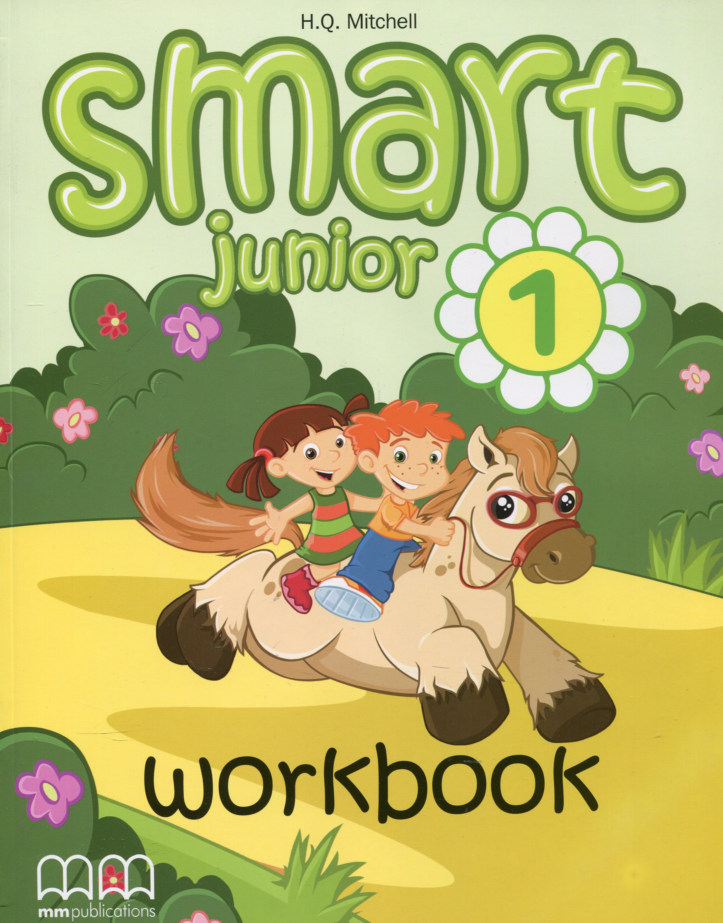 Smart Junior 1. Workbook (+ CD)