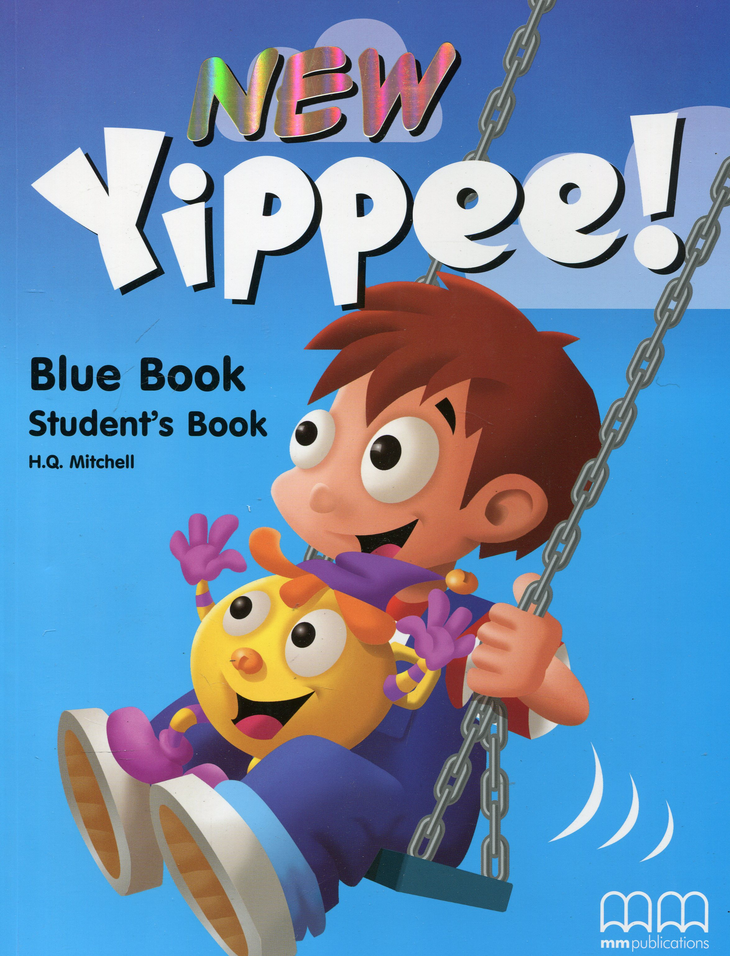 New  Yippee! Blue Book. Student's Book