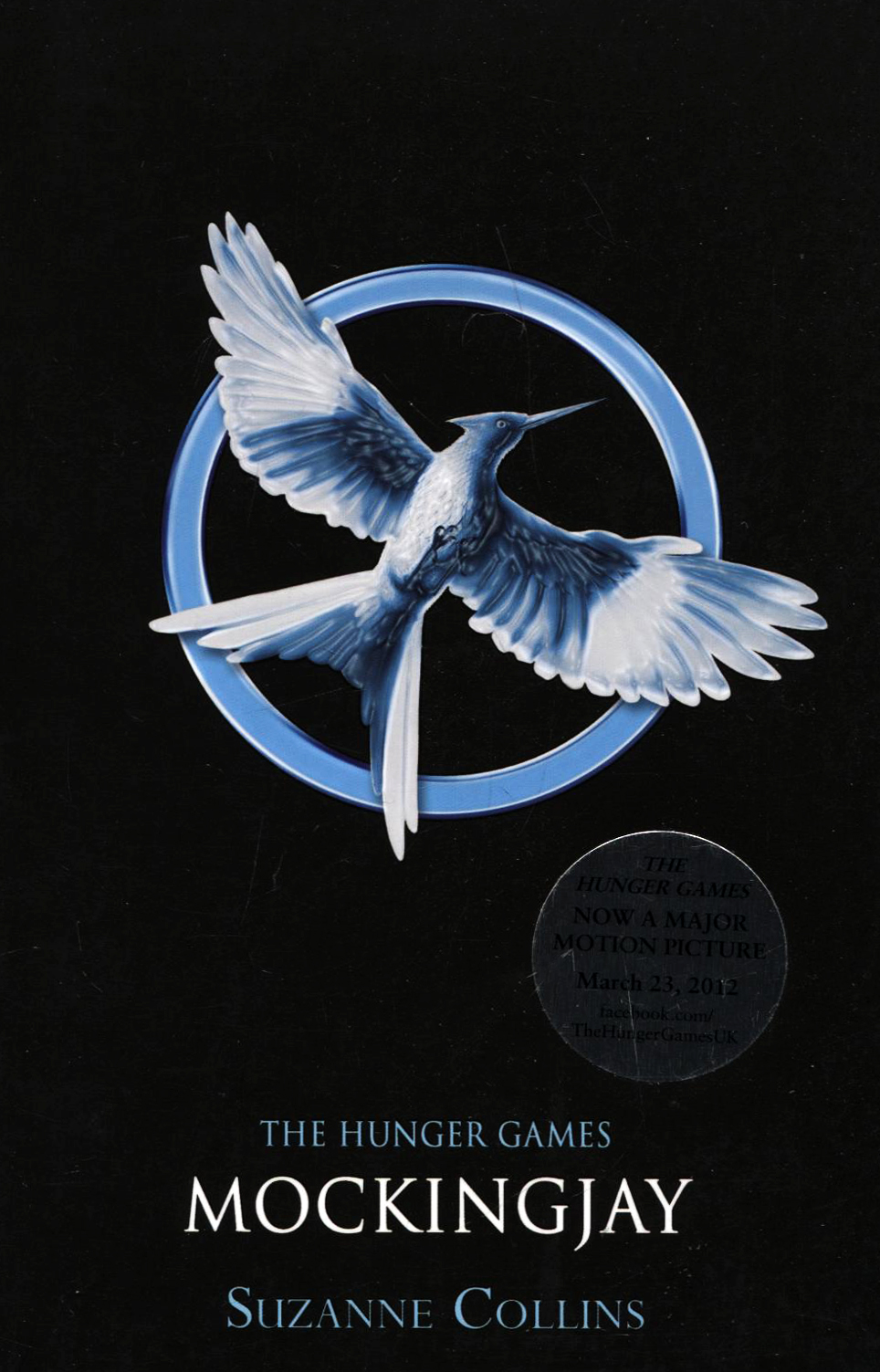 The Hunger Games Trilogy. Part 3. Mockingjay