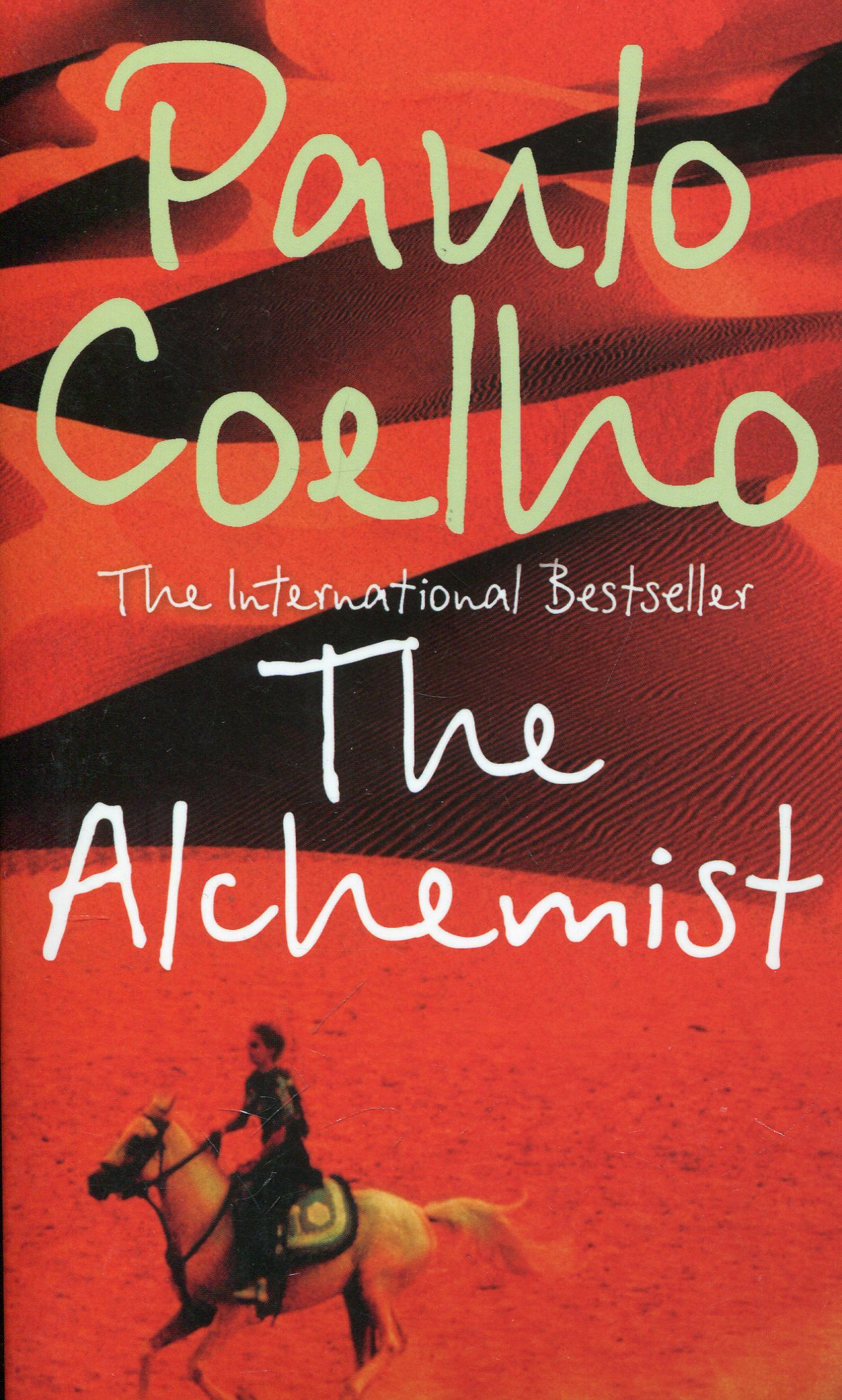 The alchemist book review essay