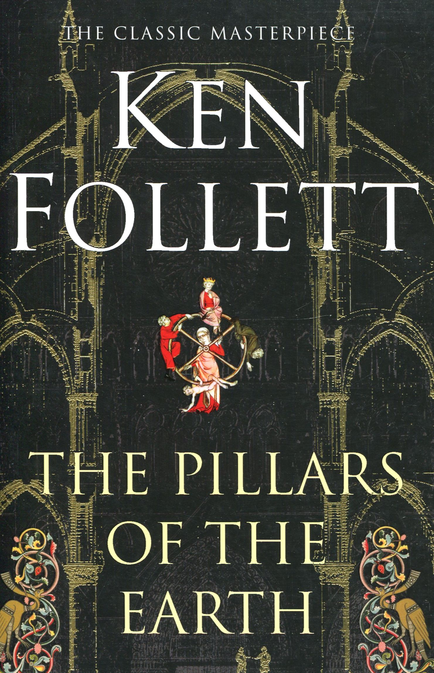 pillars of the earth book report Mature point-and-click tale focused on choice, consequences read common sense media's ken follett's the pillars of the earth review, age rating, and parents guide.
