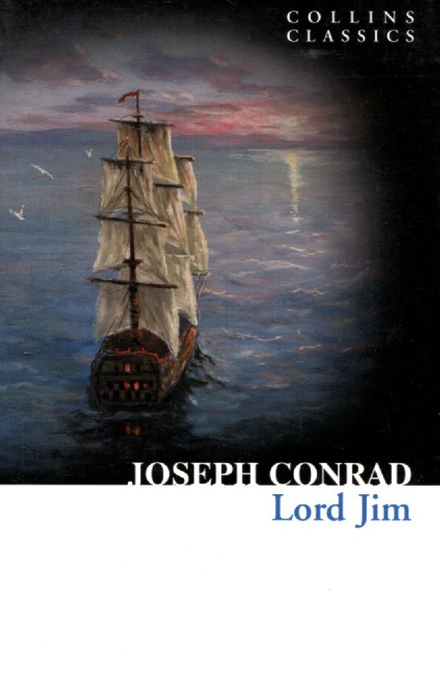 lord jim captain brierly and jim