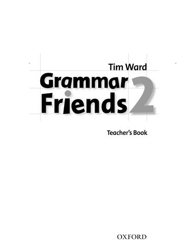 Grammar Friends 2. Teacher's Book