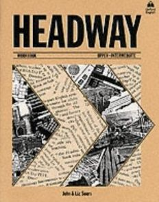 Headway Upper Intermediate. Workbook