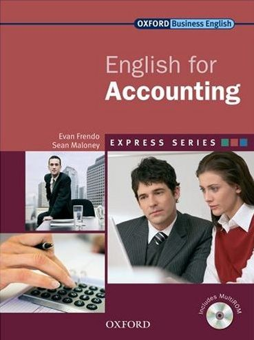 Oxford English for Accounting. Student's Book