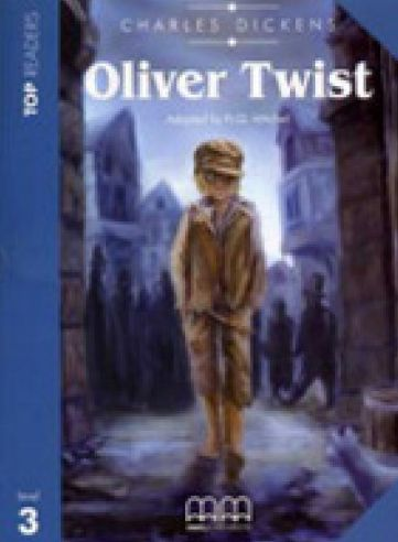 Oliver Twist. Book with CD. Level 3