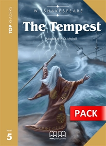 The Tempest. Teacher's Book Pack. Level 5