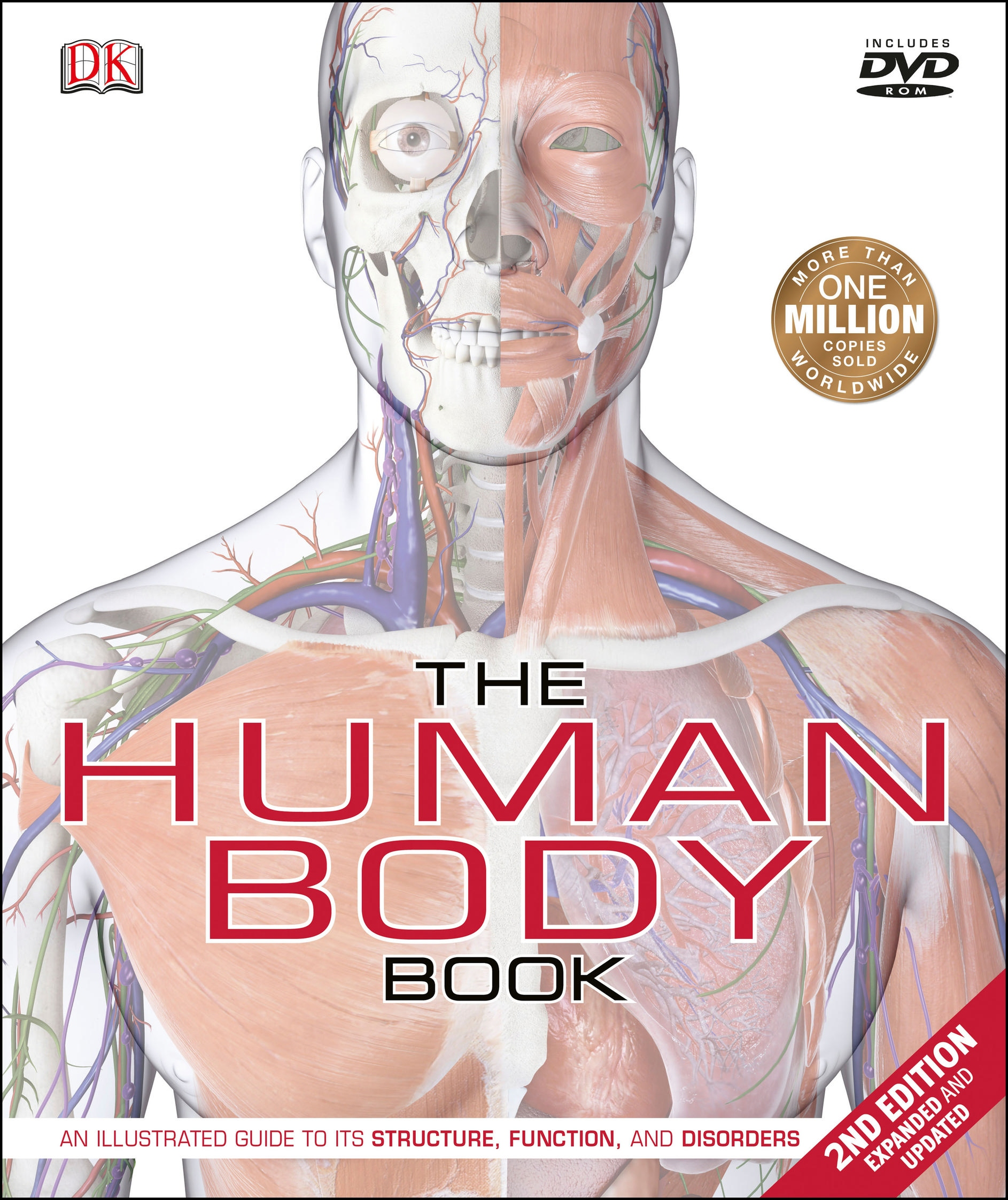 Human Body Book (+ DVD-ROM)
