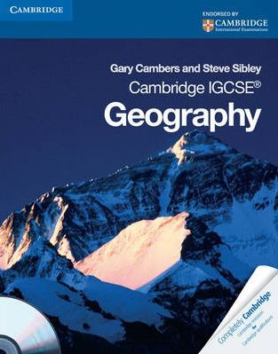 Cambridge IGCSE Geography Coursebook. Cambridge International Examinations (+ CD
