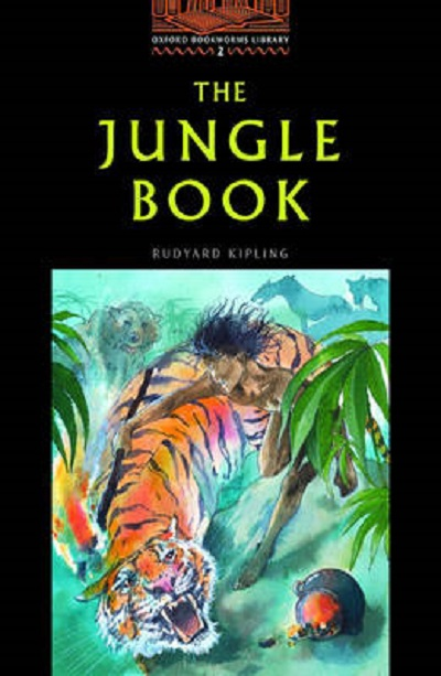 The Jungle Book: 700 Headwords