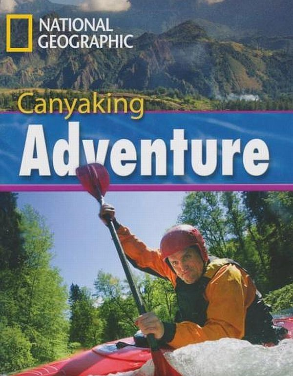 Canyaking Adventure