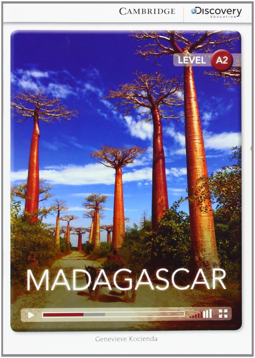 Madagascar. Low Intermediate. Book with Online Access