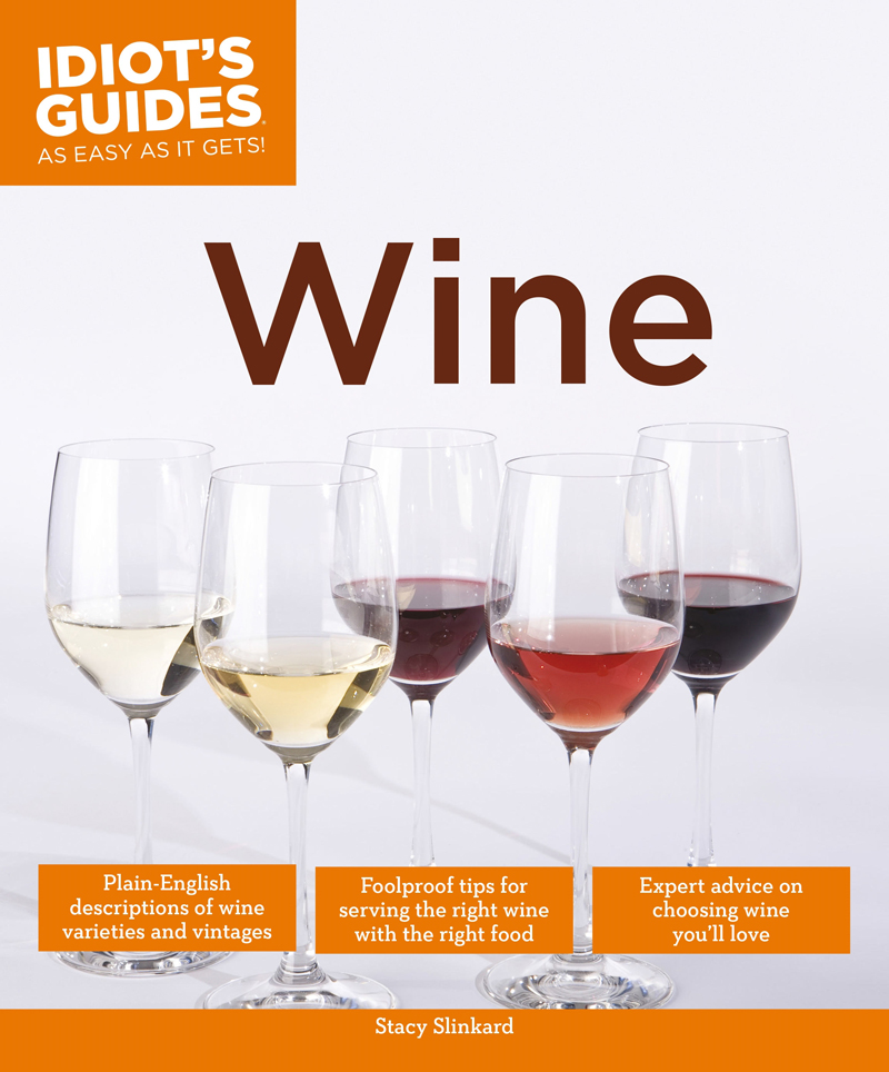Idiots Guides: Wine