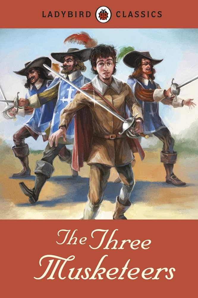 heroes in literature a character analysis of the adventures of spiderman and the three musketeers Download the free trial version below to get started double-click the downloaded file to install the software.