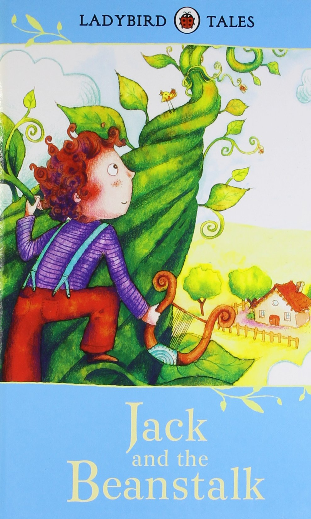 jack and the beanstalk book report