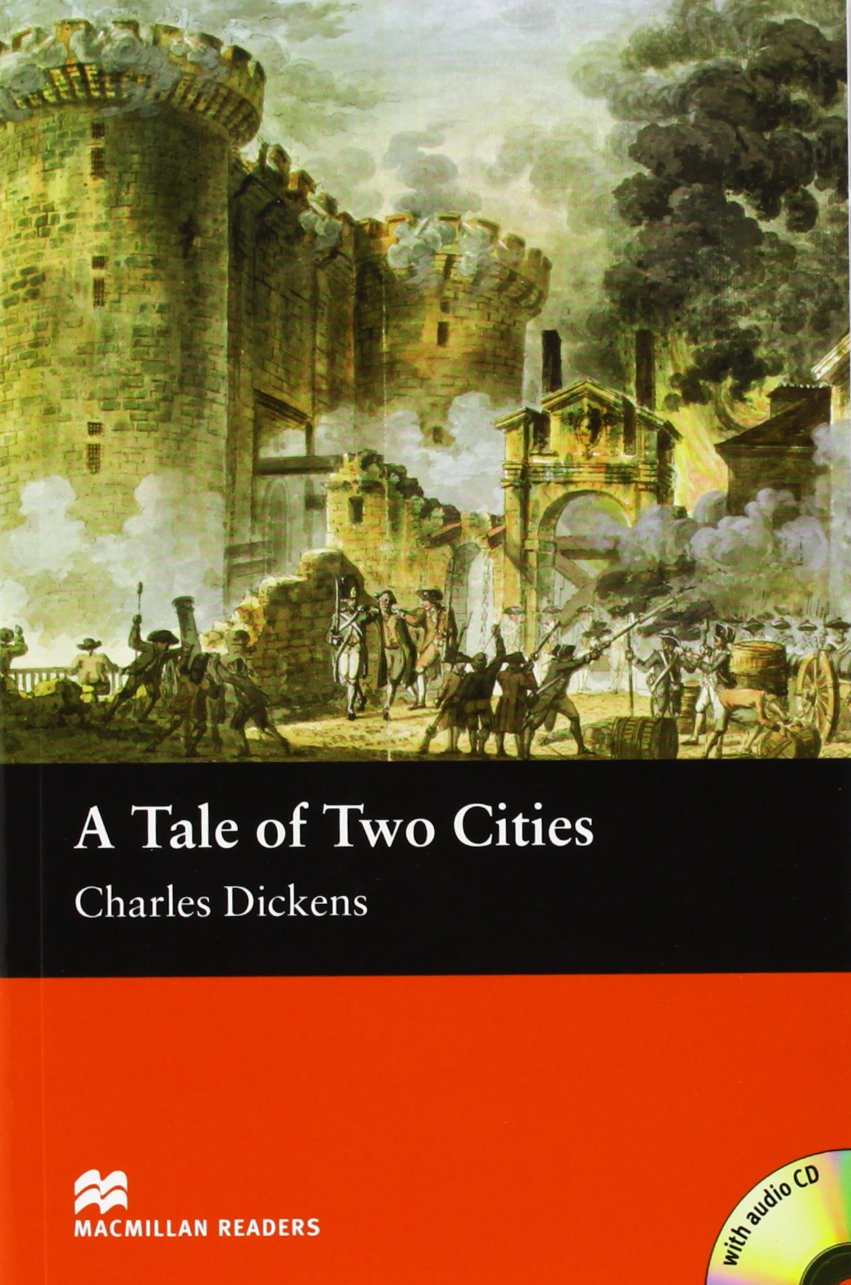 Tale Two Cities Macmillan Readers