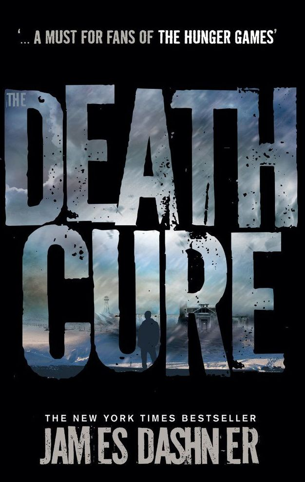 Maze Runner. Book 3. The Death Cure