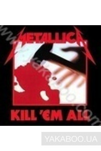 Фото - Metallica: Kill 'Em All (2 LP) (Import)