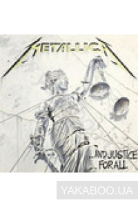 Фото - Metallica: ...And Justice for All (LP) (Import)