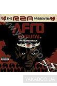 Фото - Original Soundtrack: Afro Samurai. Music by RZA