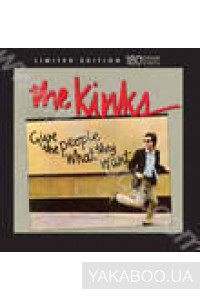 Фото - The Kinks: Give the People What They Want. Limited Edition (LP) (Import)