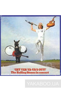 Фото - The Rolling Stones: Get Yer Ya Ya's Out (LP) (Import)