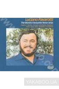 Фото - Luciano Pavarotti: The World's Favourite Tenor Arias (Import)