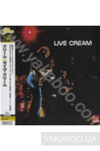 Фото - Cream: Live Cream vol.1 (Mini-Vinyl CD) (Import)