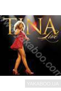Фото - Tina Turner: Live (CD+DVD)