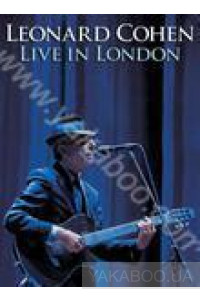 Фото - Leonard Cohen: Live in London (DVD)