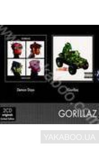 Фото - Gorillaz: Demon Days • Gorillaz (2 CD Originals Limited Edition) (Import)