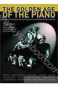 Фото - Сборник: The Golden Age of the Piano (DVD)