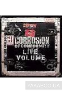 Фото - Corrosion of Conformity: Live Volume