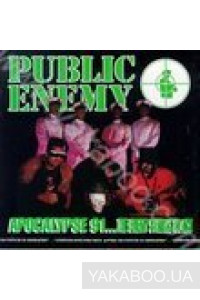 Фото - Public Enemy: Apocalypse 91...The Enemy Strickes Black