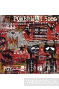 Фото - Powerman 5000: Transform