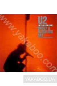 Фото - U2: Under a Blood Red Sky. U2 Live at Red Rocks (Remastered CD & Regraded DVD) (Import)
