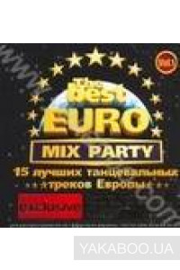 Фото - Сборник: The Best 20 Euro Mix Party vol.1