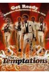 Фото - The Temptations: Get Ready. Definitive Performances 1965 to 1972 (DVD)