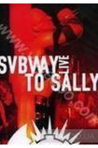 Фото - Subway to Sally: Engelskrieger Live (2 DVD)