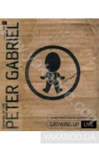 Фото - Peter Gabriel: Groving Up. Live (DVD) (Import)