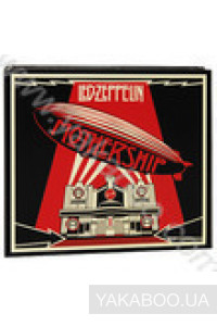 Фото - Led Zeppelin: Mothership. The Very Best of Led Zeppelin (2 CD+DVD Deluxe Edition) (Import)
