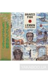 Фото - John Lennon: Shaved Fish (Japanese Mini-Vinyl CD) (Import)