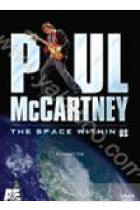 Фото - Paul McCartney: The Space Within US. A Concert Film (Special DVD+CD Edition) (Import)