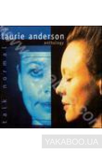 Фото - Laurie Anderson: Talk Normal: The Laurie Anderson Anthology (Import)