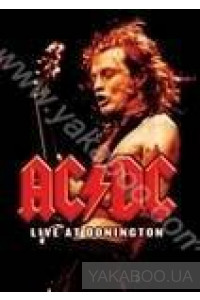Фото - AC/DC: Live at Donington (DVD)