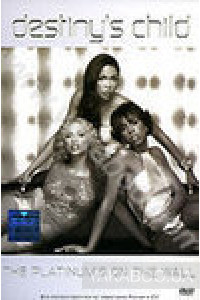 Фото - Destiny's Child: The Platinum's On the Wall (DVD)