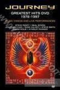 Фото - Journey: Greatest Hits DVD 1978-1997