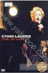 Фото - Cyndi Lauper: Live...at Last