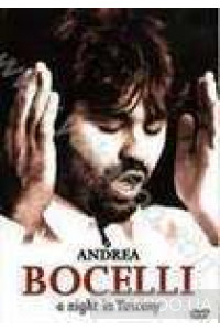 Фото - Andrea Bocelli: A Night in Tuscany (DVD)